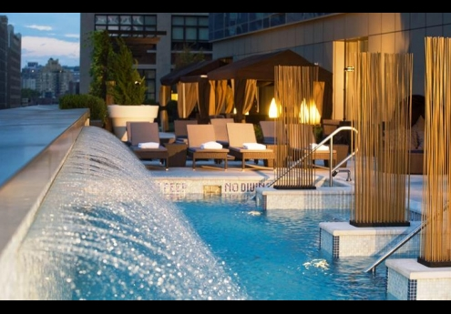Hotels In New York City New York With Rooftop Pools