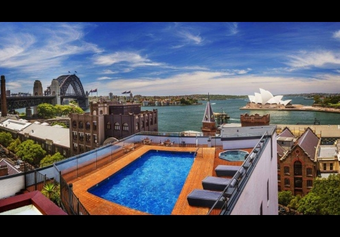 Hotels In Sydney Australia With Rooftop Pools