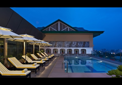 Hotels In Jaipur India With Rooftop Pools