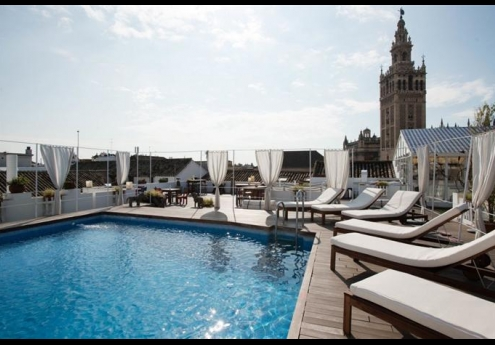 Hotels In Seville Spain With Rooftop Pools