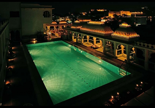 Hotels In Udaipur India With Rooftop Pools